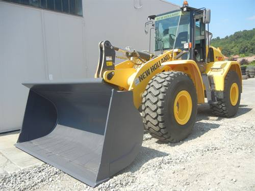 NEW HOLLAND W190C WHEEL LOADER