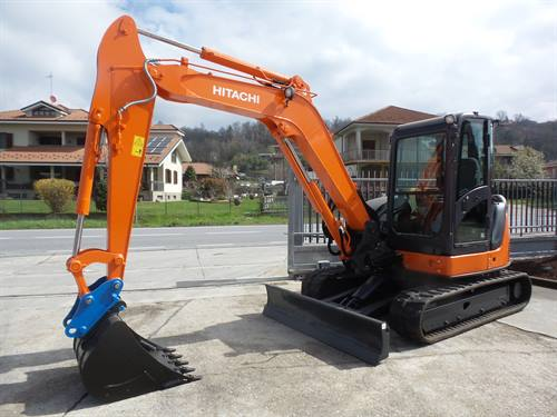 HITACHI ZX60USB-3 MINI EXCAVATOR