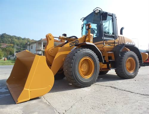 CASE 521D WHEEL LOADER