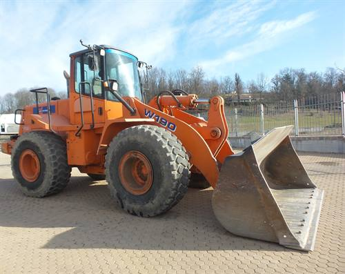 FIAT HITACHI W190 WHEEL LOADER