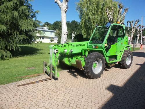 MERLO P40.17KS TELESCOPIC HANDLER