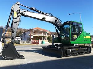 CASE CX130B CRAWLER EXCAVATOR