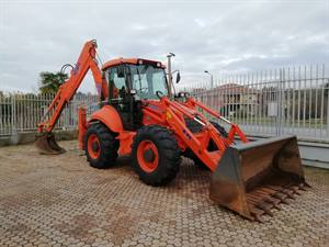FIAT KOBELCO FB200.2 BACKHOE LOADER