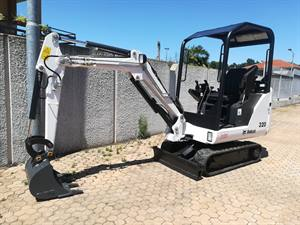 BOBCAT 320J MINI ESCAVATORE