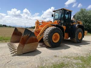 HYUNDAI HL770-9A WHEEL LOADER