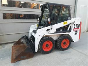 BOBCAT S100 MINIPALA SKID STEER LOADER