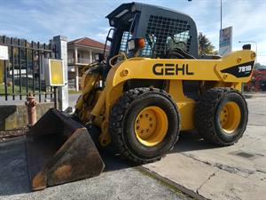 GEHL 7810 SKID STEER LOADER