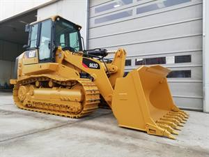 CATERPILLAR 963D CRAWLER LOADER
