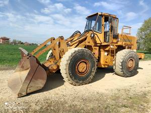 FIATALLIS FR20 WHEEL LOADER